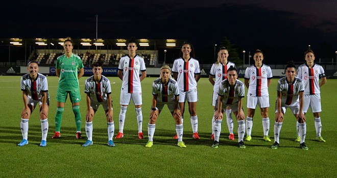 St. Pölten - Beşiktaş Vodafone: 7-0