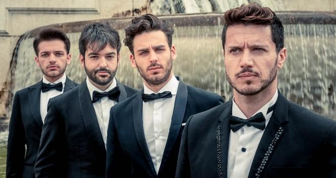 The Four Italian Tenors yeni yıl konseri için İstanbul'da!