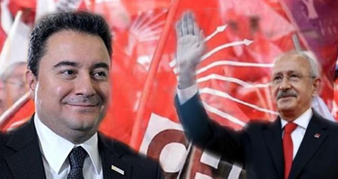 CHP Ali Babacan için ne dedi?