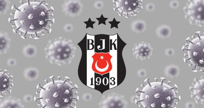 Beşiktaş'ta koronavirüs kabusu