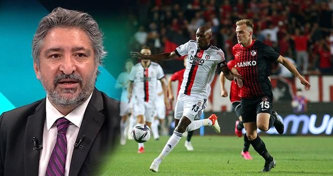 Serdar Sarıdağ: Beşiktaş, daha fazlasını da kaybedebilirdi