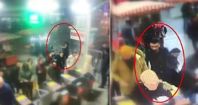 Beşiktaş Vapur İskelesi'ndeki hırsız suç üstü yakalandı