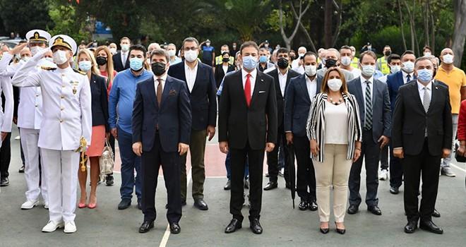 Beşiktaş'ta 30 Ağustos coşkusu! Zafer yürüyüşü ve Gülşen konseri