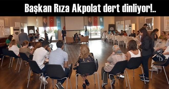 Beşiktaş Belediyesinde yıllar sonra bir ilk gerçekleşti