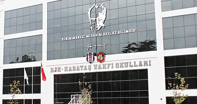 Beşiktaş JK ve BJK Kabataş Vakfı'ndan anlamlı burs