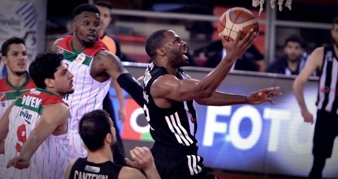 P. Karşıyaka:89 - Beşiktaş Sompo Japan:87