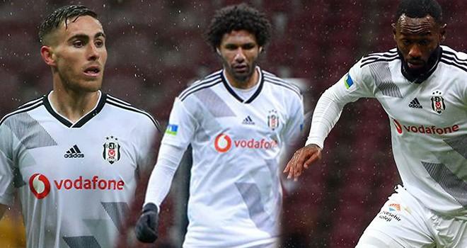 Beşiktaş formasını giymek büyük bir onur