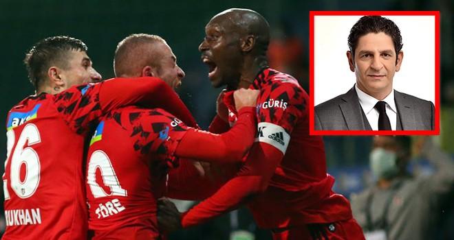 Güntekin Onay: Beşiktaş'tan süper 60 dakika
