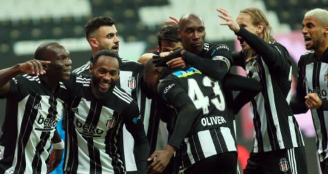 Kara Kartal 4 golle 3 puanı aldı