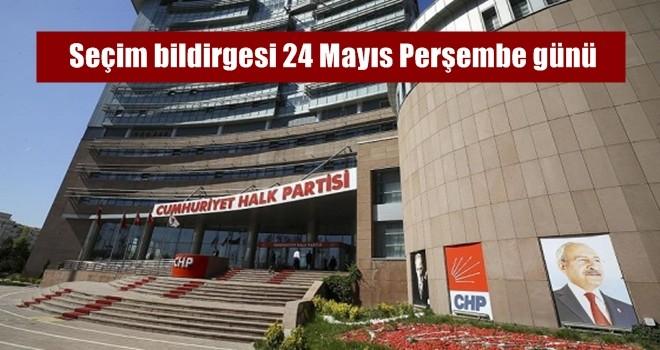 CHP'de listeler şekillenmeye başladı