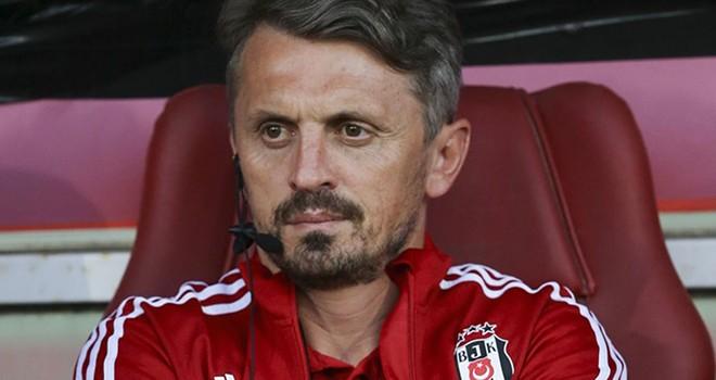 Beşiktaş'tan istifa duyurusu