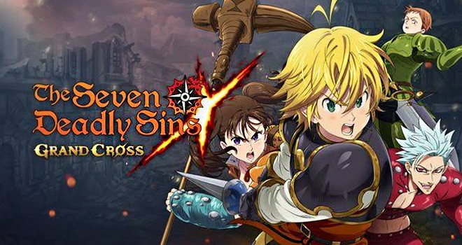 Netmarble'ın yepyeni oyunu The Seven Deadly Sins Grand Cross