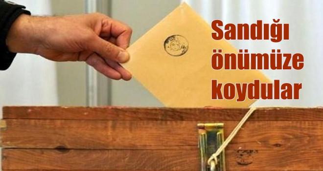 Erken seçim 24 Haziran 2018'de yapılacak