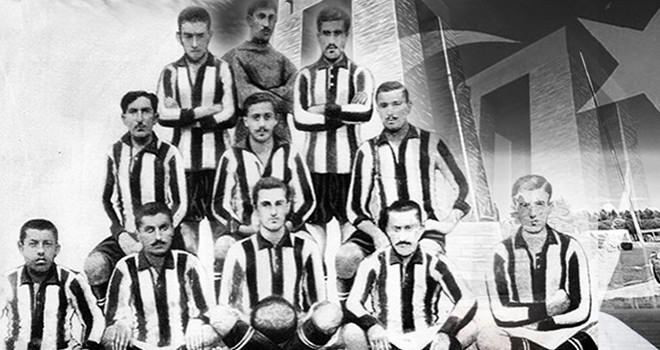 Çanakkale Savaşı'nda  Beşiktaşlı 8 şehit futbolcu