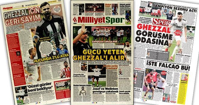 Günün Beşiktaş manşetleri (6 Temmuz)