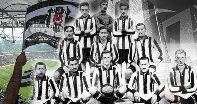 Beşiktaş'ın bırakmam seni kampanyasına yoğun destek