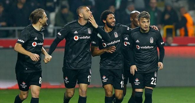 Beşiktaş - Gaziantep karşı karşıya