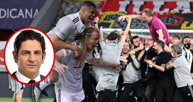 Güntekin Onay: Alkışlar şampiyon Beşiktaş için