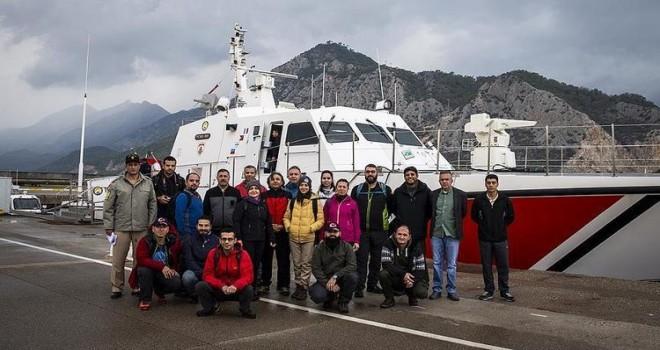 Antarktika bilimsel araştırmalarımız sürüyor
