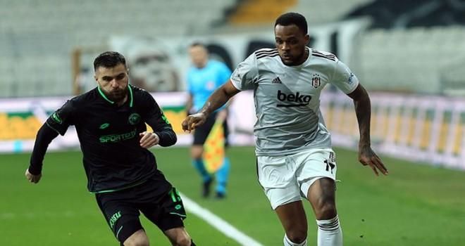 Beşiktaş:1 - İttifak Holding Konyaspor:0