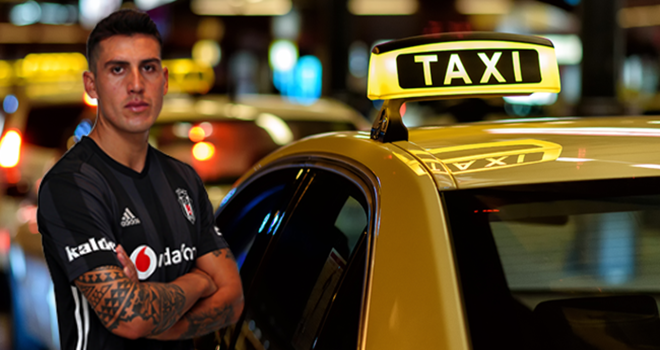 Taksi çetesi Enzo Roco'yuda dolandırmış