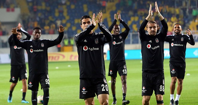 Ankaragücü – Beşiktaş: 0-0