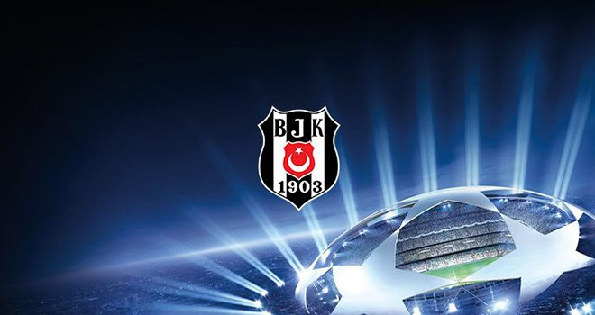 İşte Beşiktaş'ın Şampiyonlar Ligi'ndeki rakibi