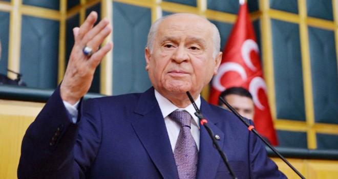 MHP Lideri Bahçeli, Beşiktaş'ı CHP'nin elinden ancak biz alırız