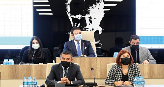 Beşiktaş Belediyesi Nisan ayı Meclis toplantı gerçekleştirildi
