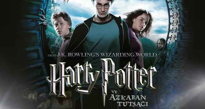 Harry Potter ve Azkaban Tutsağı konseri büyüsüne hazır olun!