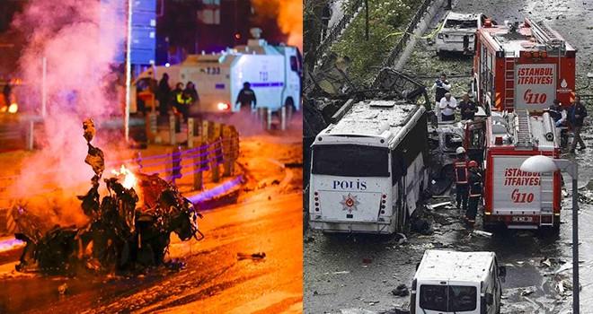 Beşiktaş'taki terör saldırısının sanığı Vezneciler'deki terör saldırısı ile irtibatlı