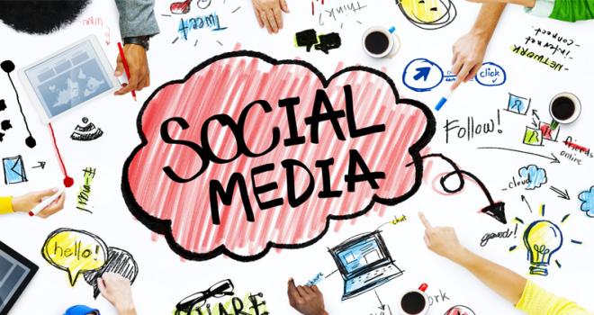Üçüncü parti yazılım ve sosyal medya