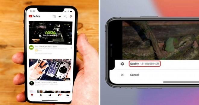 iOS 14 ile YouTube video kalitesi yükseliyor