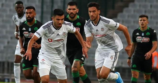 Beşiktaş – Panathinaikos: 2-2