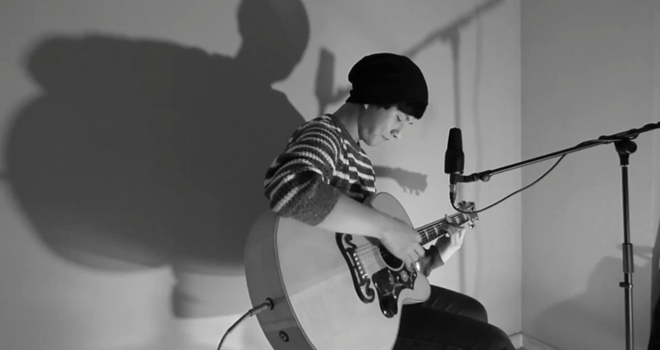 Müziğin genç yeteneği: Doyeb Han