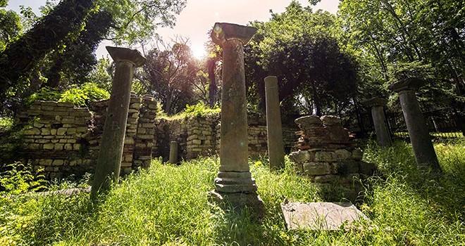 Bizans döneminden kalma yetimhane kalıntıları bulundu