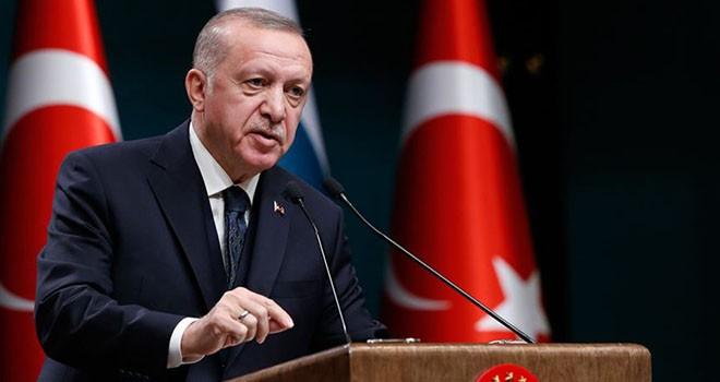 Cumhurbaşkanı Erdoğan'dan Delta Varyantı açıklaması
