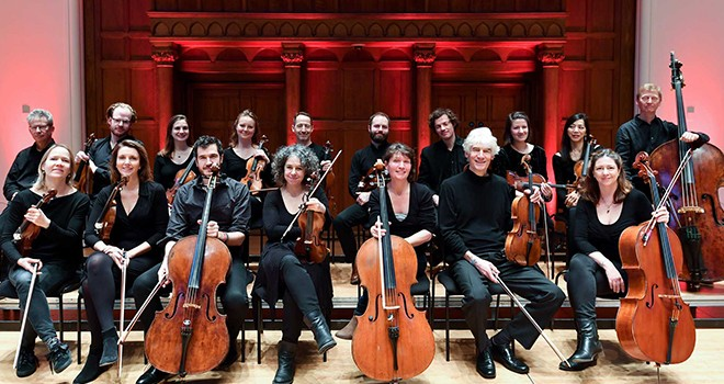 English Chamber Orchestra konser için İstanbul'da