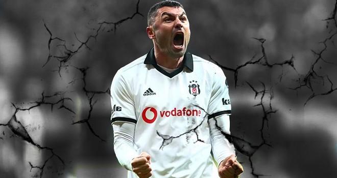 Beşiktaş'ta Burak Yılmaz krizi! Ne zaman dönecek?