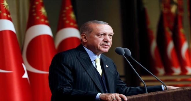 Son dakika! Cumhurbaşkanı Erdoğan'dan açıklamalar