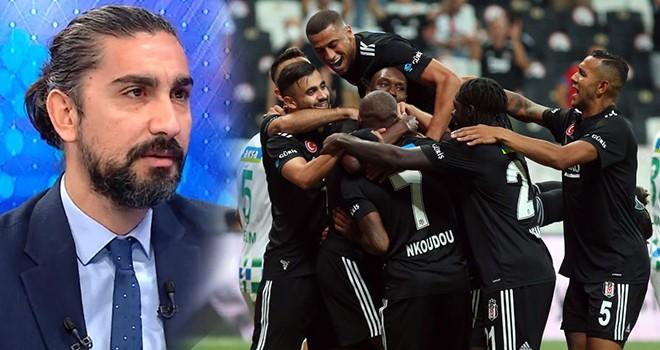 Ergin Aslan: Beşiktaş için beklentiler daha da yukarıya çıktı