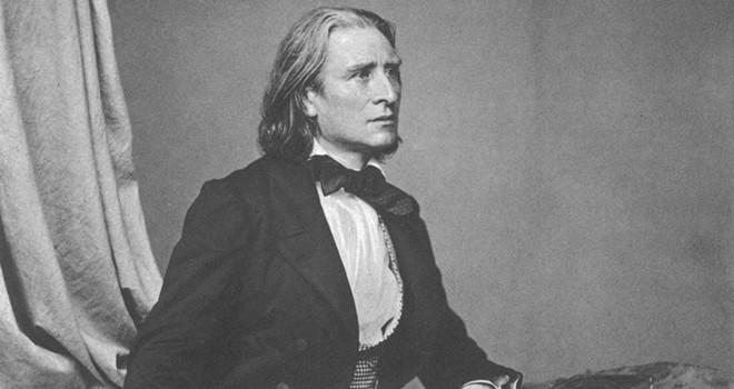 Radyo Beşiktaş'ta klasik müzik gecesi: The Best of Liszt