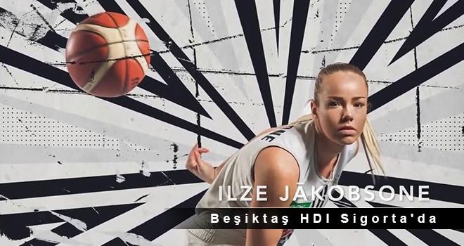 Ilze Jakobsone Beşiktaş HDI Sigorta'da