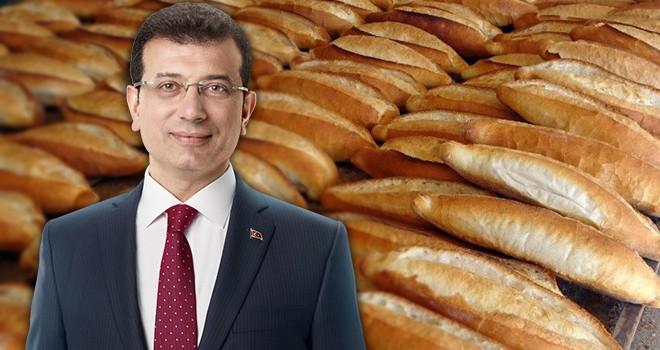 Ekmek teşekkürü Beşiktaş'tan başladı İstanbul'da kampanyaya dönüştü!