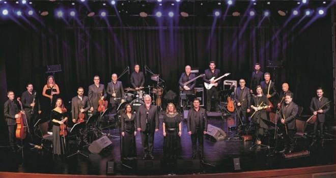 İstanbul Devlet Modern Folk Müzik Topluluğu ilk kez Beşiktaş'ta