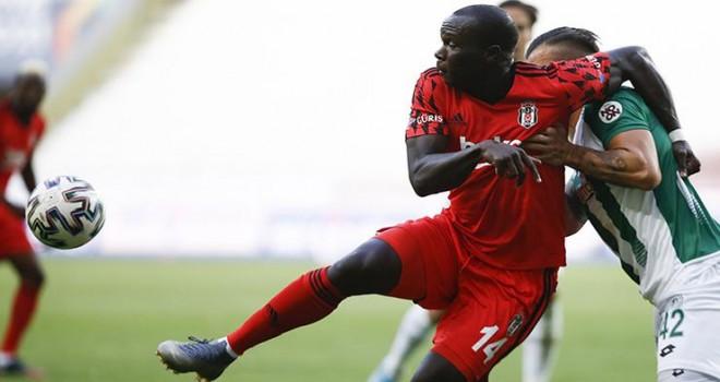 Vincent Aboubakar bekleneni veremedi