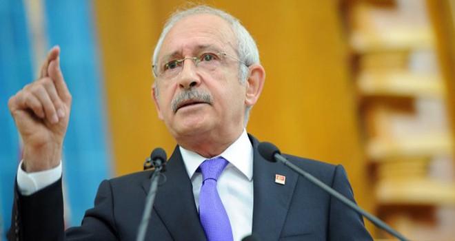 Kılıçdaroğlu: Türkiye'nin itibarını sarsıyor