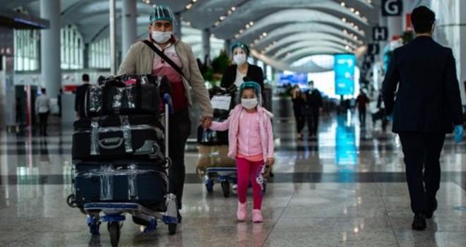 Yurt dışından gelen her yolcuya Korona testi