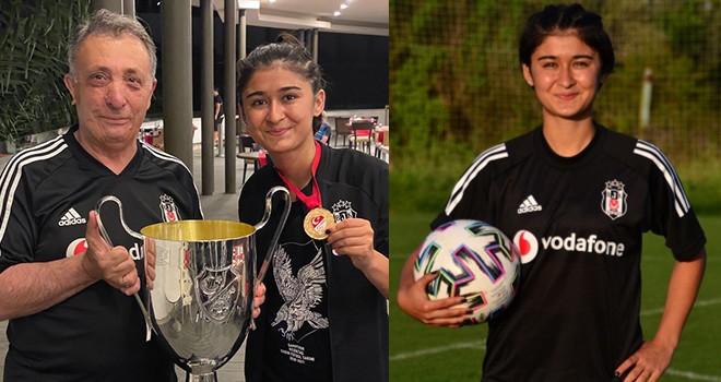 Seda Nur İncik: Türkiye'nin en büyük takımında oynuyorum