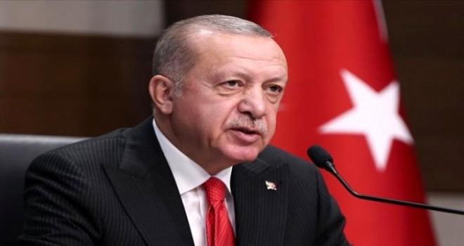 Cumhurbaşkanı Erdoğan gençliğe seslendi